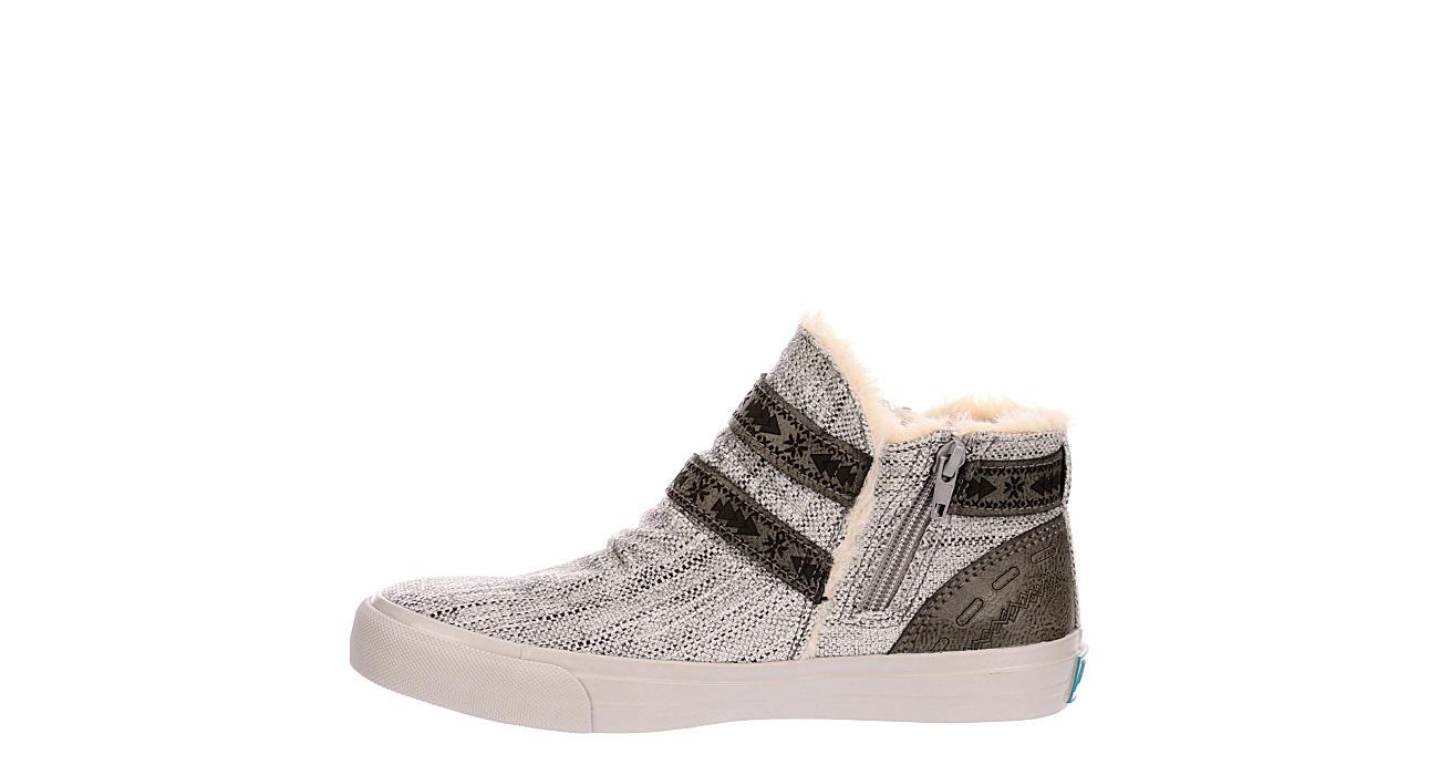 BLOWFISH Womens Mojo Slip On Sneaker - PALE GREY