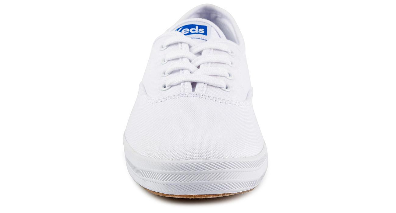 KEDS Womens Champion Sneaker - WHITE
