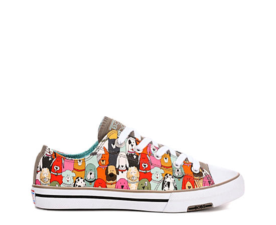 Womens Dandy Dogs Sneakers