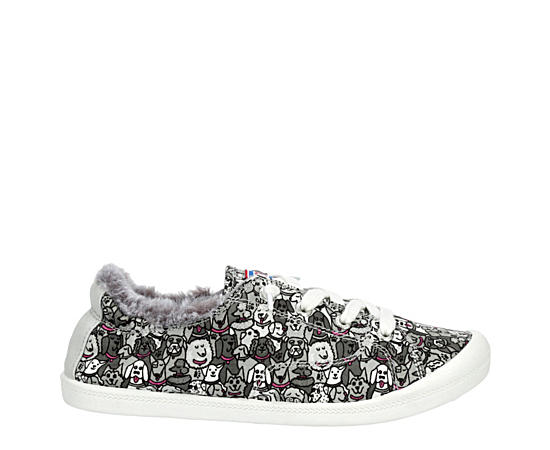 Womens Chalet Woof Slip On Sneaker