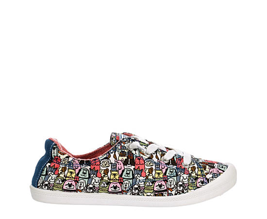 Womens Rovers Rally Slip On Sneakers
