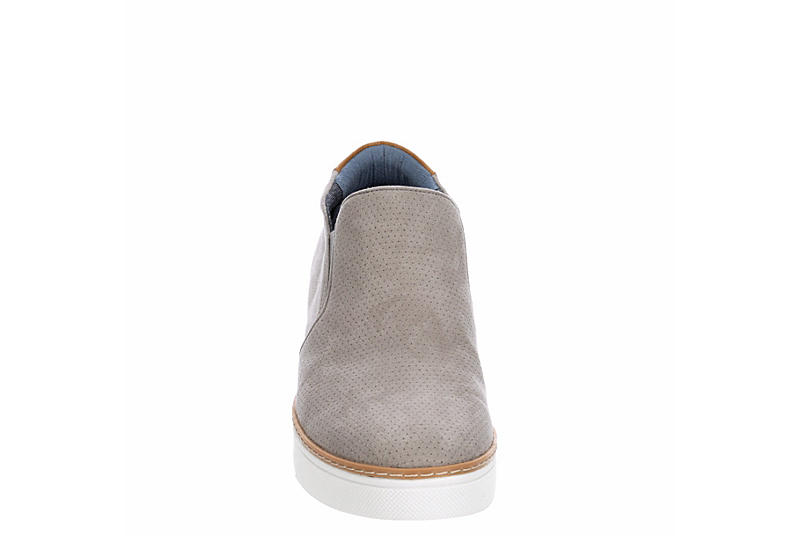 DR. SCHOLL'S Womens If Only Slip On Sneaker - PALE GREY
