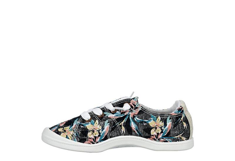 ROXY Womens Bayshore Slip On Sneaker - FLORAL