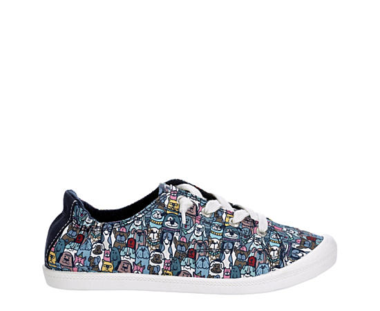 Womens Rovers Rally Slip On Sneaker