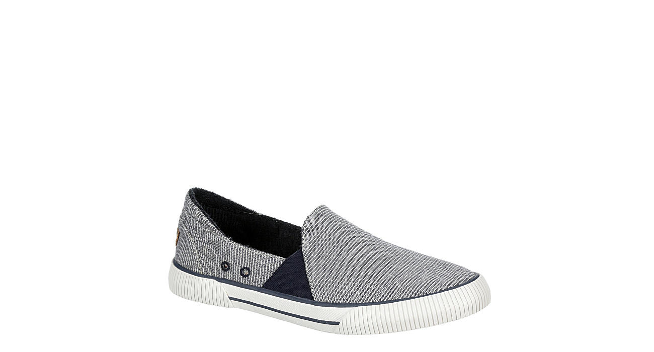 ROXY Womens Brayden Slip On Sneaker - NAVY