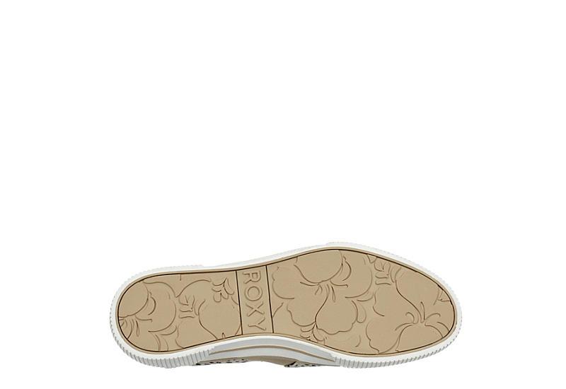 ROXY Womens Brayden Slip On Sneaker - LEOPARD