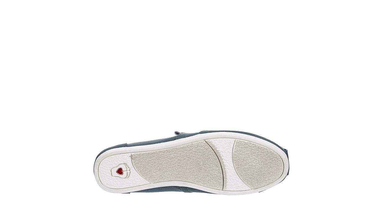 SKECHERS BOBS Womens Peace And Love Flat - GREY