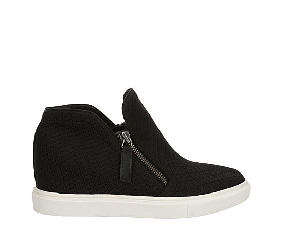 Womens Prestoon Wedge Sneaker