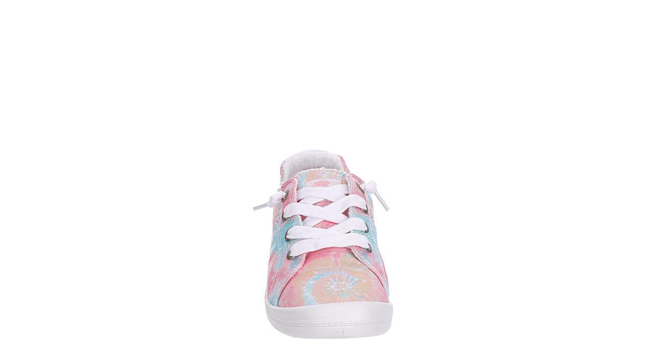 ROXY Womens Bayshore Slip On Sneaker - TIE-DYE