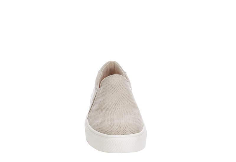 DR. SCHOLL'S Womens Nova Slip On Sneaker - OFF WHITE