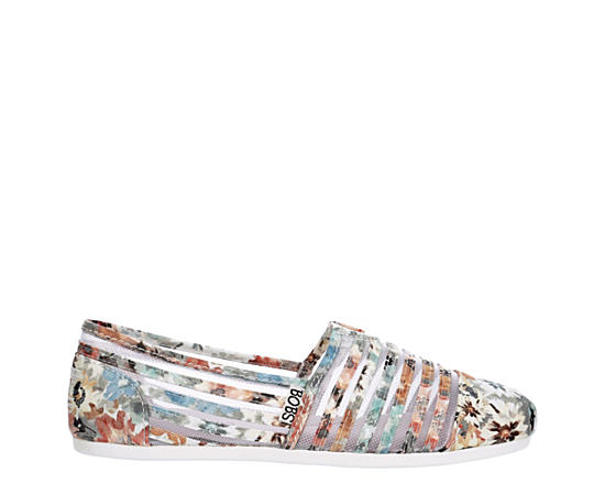 Womens Dreamin Daisy Flat