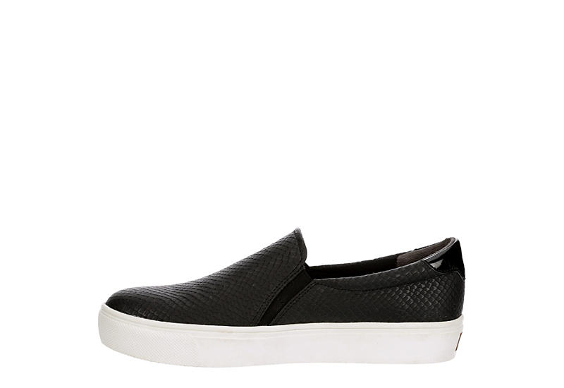 DR. SCHOLL'S Womens Nova Slip On Sneaker - BLACK