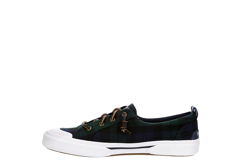 SPERRY Womens Pier Wave - PLAID