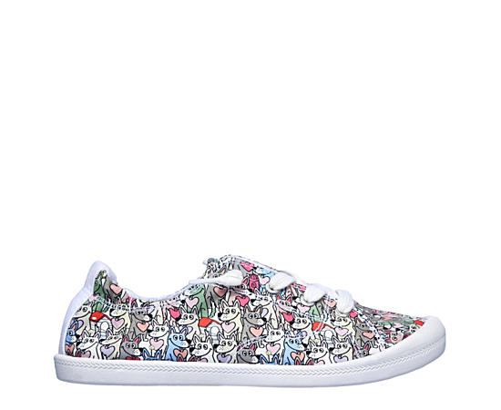 Womens Beach Bingo Arf Breaker Slip On Sneaker
