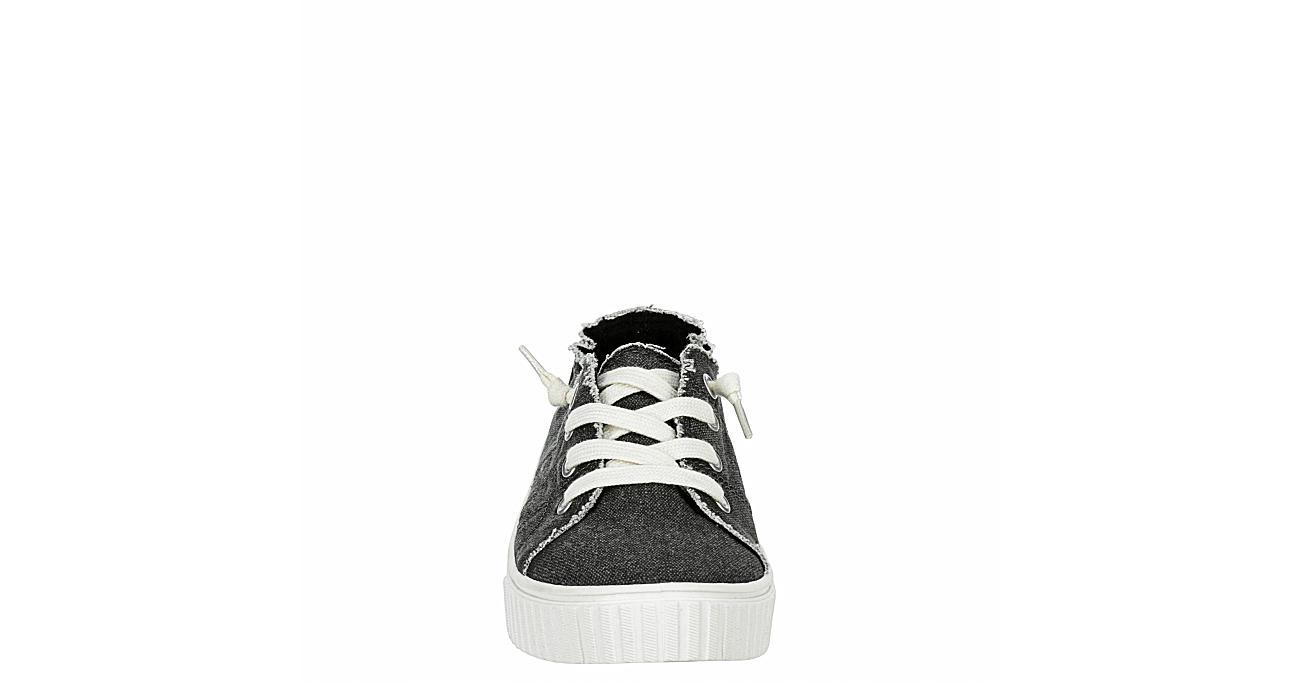 MADDEN GIRL Womens Marisa Slip On Sneaker - BLACK