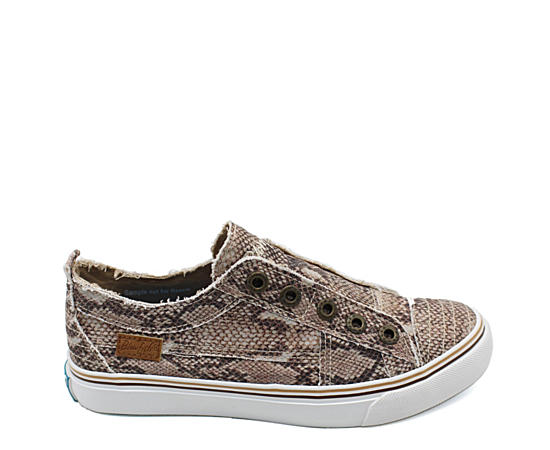 Womens Play Slip On Sneaker