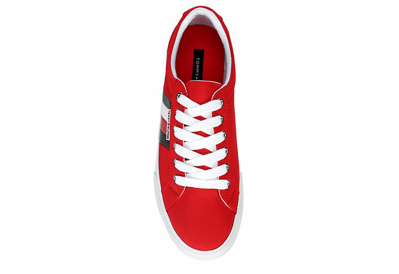 TOMMY HILFIGER Womens Lightz - RED