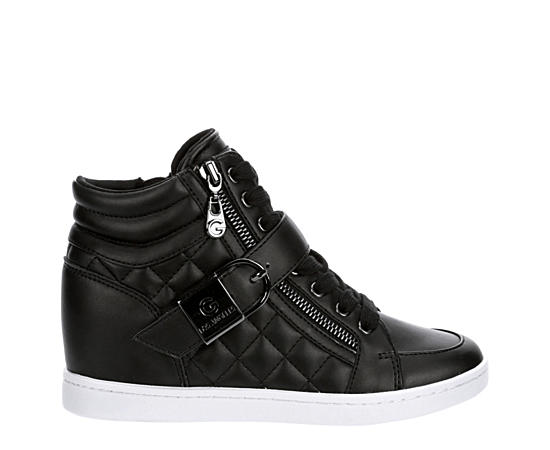 Womens Dovely High Top Sneaker