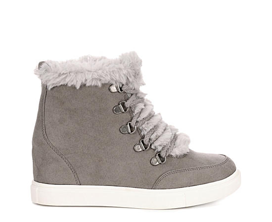 Womens Pulley High Top Sneaker
