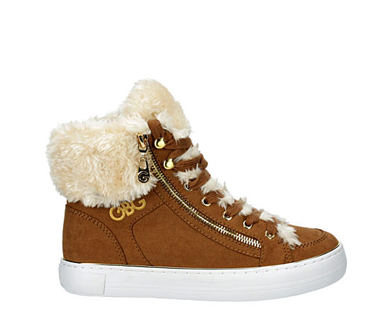 Womens Gabbi High Top Sneaker