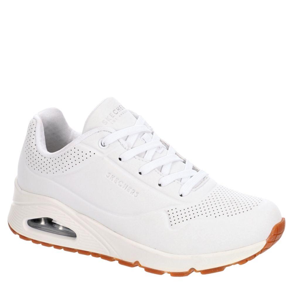 skechers white shoes women
