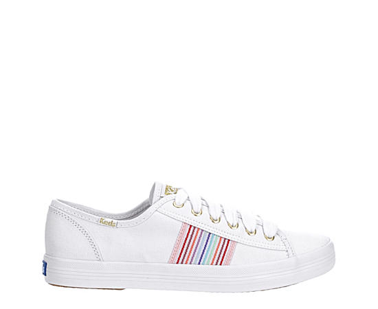 Womens Kickstart Canvas Sneaker