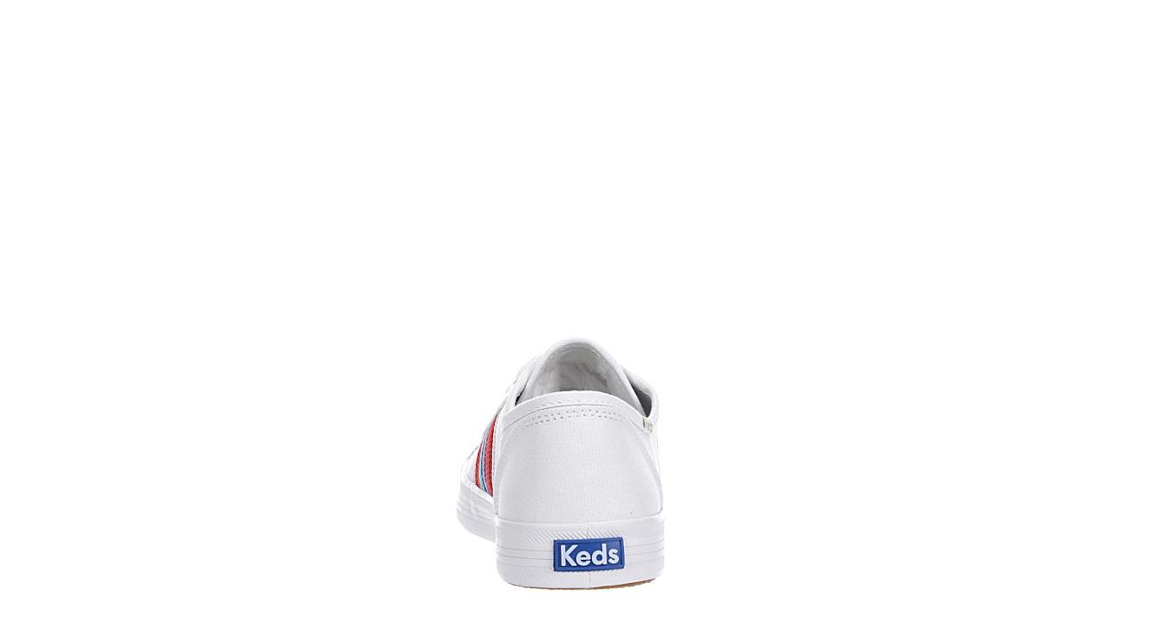 KEDS Womens Kickstart Canvas Sneaker - MULTICOLOR