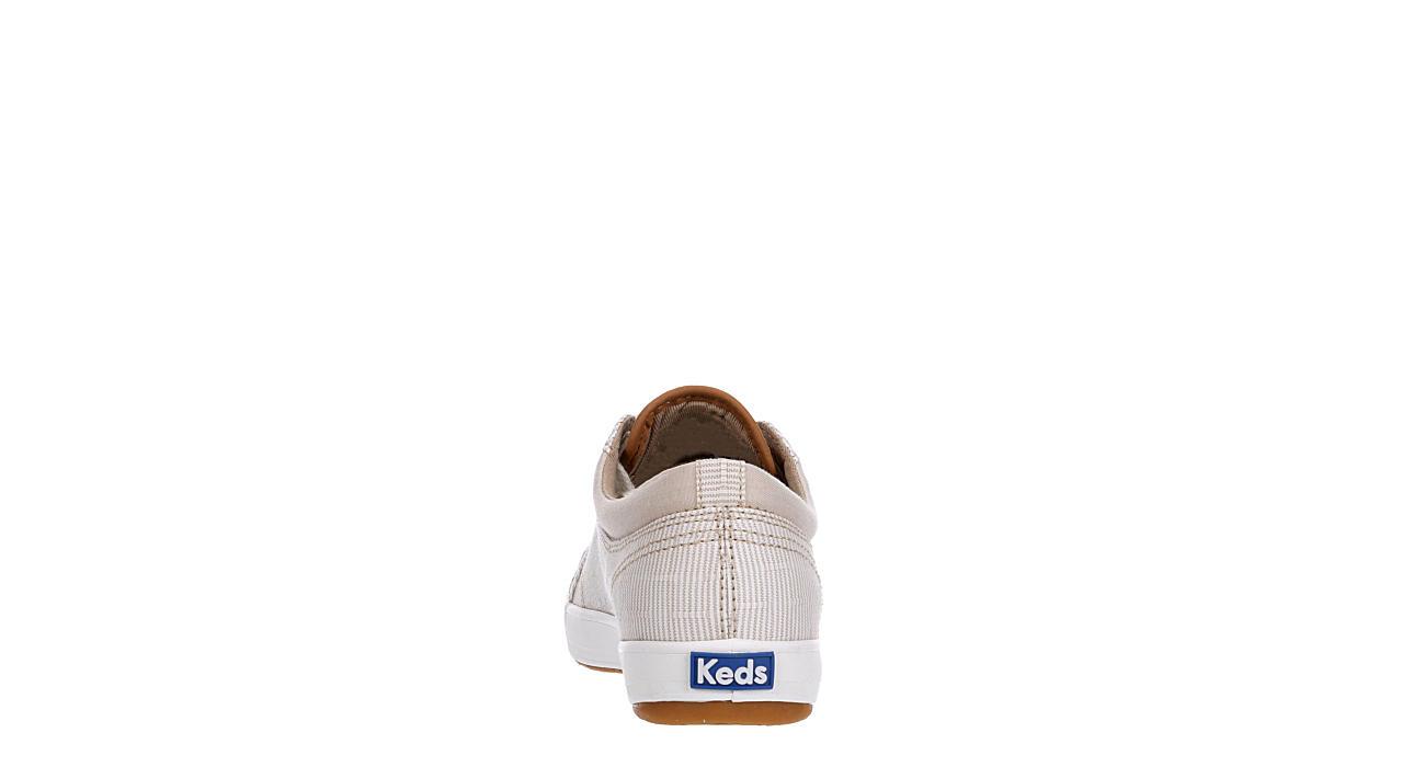 KEDS Womens Center Canvas Sneaker - BROWN