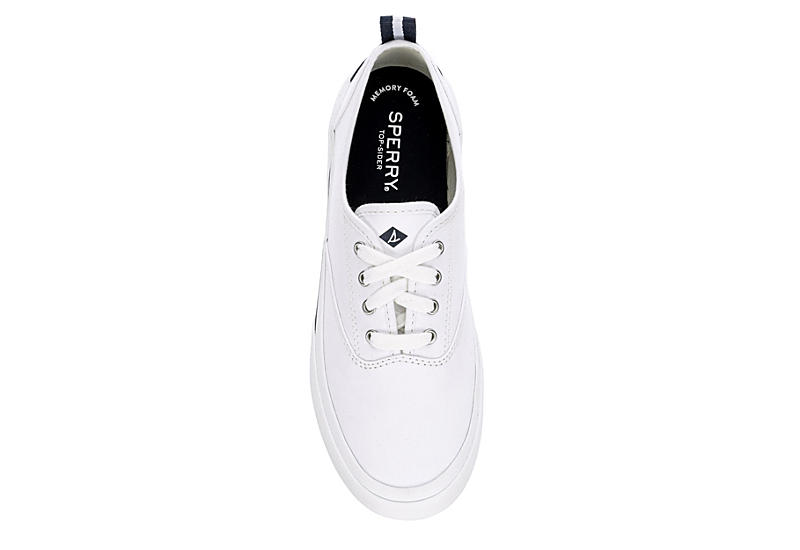 SPERRY Womens Pier Wave Cvo - WHITE