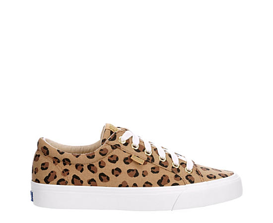 Womens Jump Kick Canvas Sneaker