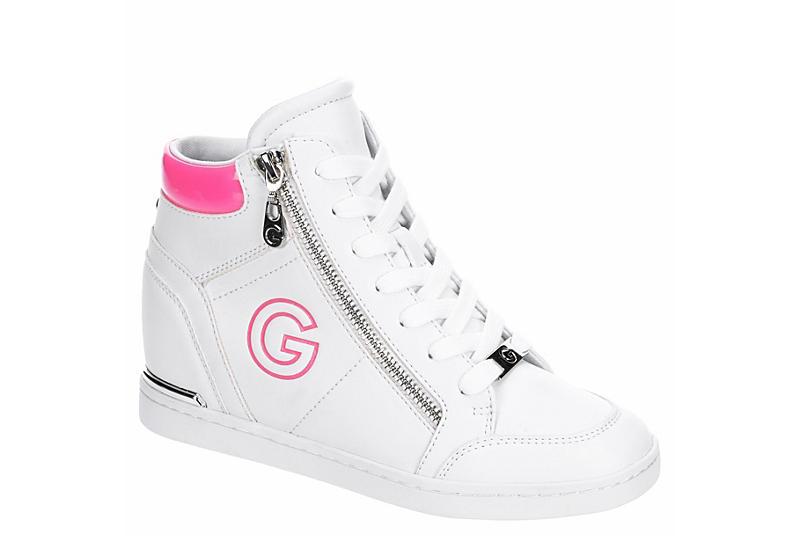 GBG Los Angeles Womens Dillin - WHITE