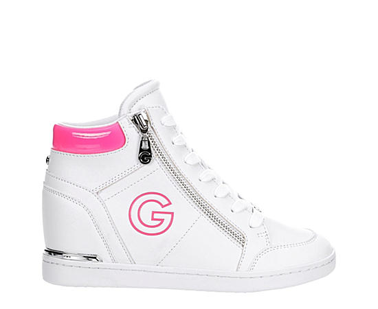 Womens Dillin High Top Sneaker