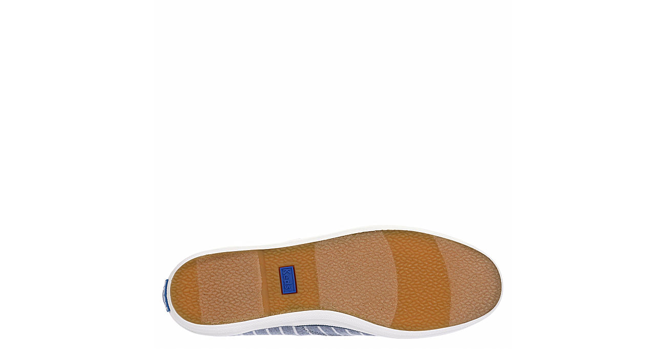 KEDS Womens Champion Canvas Sneaker - BLUE