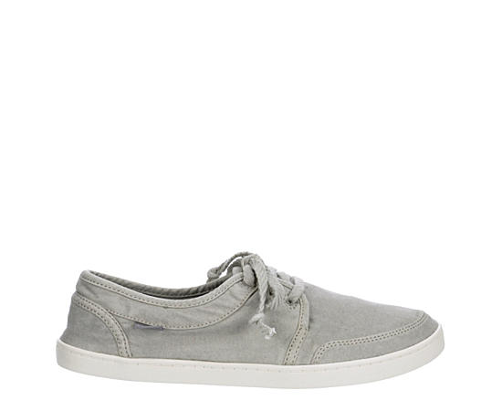 Womens Pair O Dice Canvas Sneaker