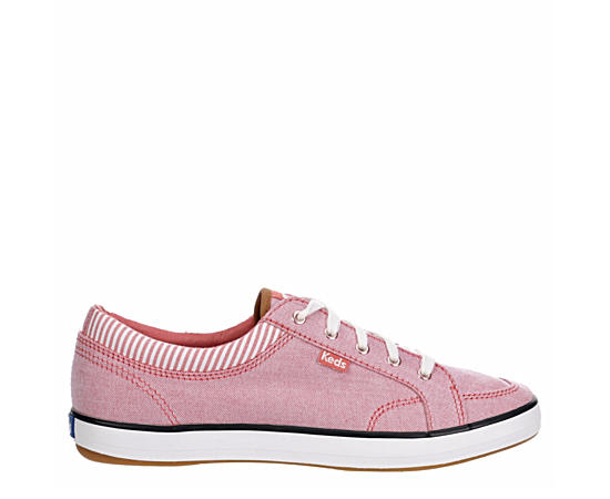 Womens Center Canvas Sneaker