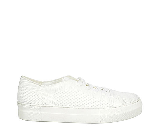 Womens Binx Perforated Sneaker