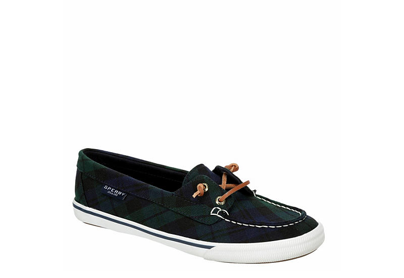 SPERRY Womens Lounge Away - PLAID