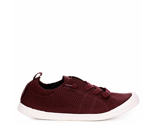 Womens Bayshore Knit Slip On Sneaker