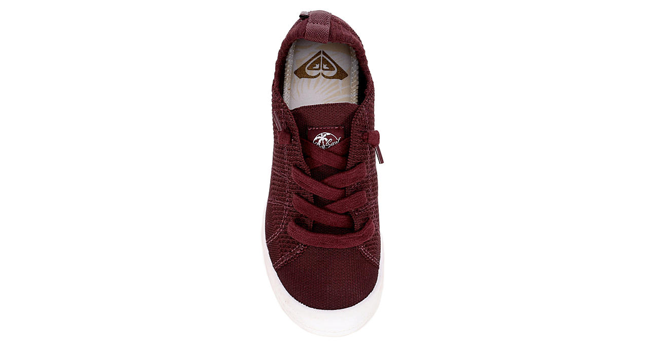 ROXY Womens Bayshore Knit - BURGUNDY