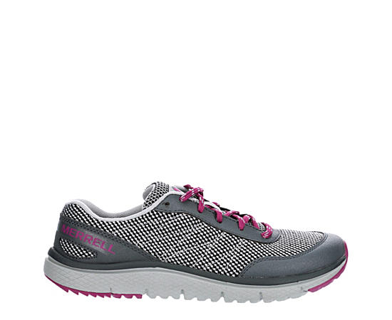 Womens Overedge Mesh Sneaker