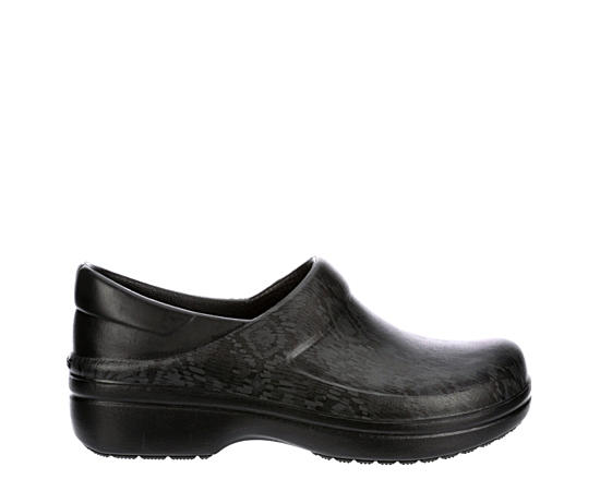 Womens Felicity Graphic Clog
