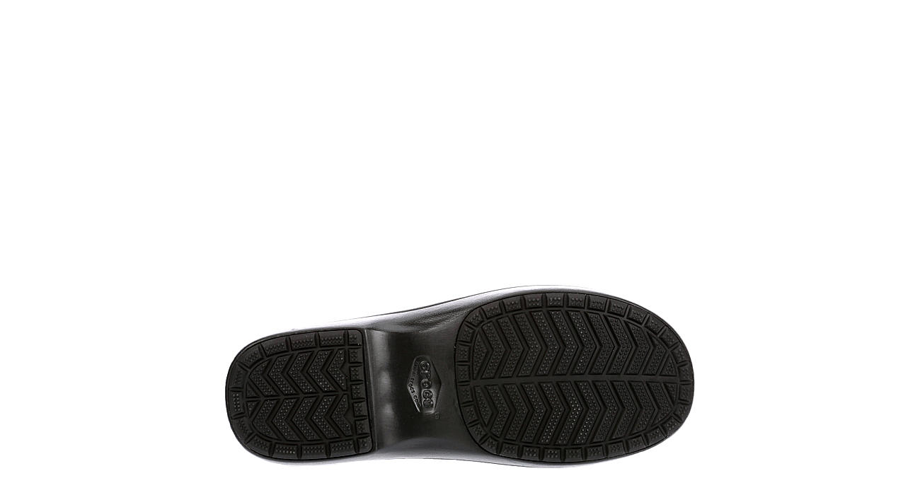CROCS Womens Felicity Graphic Clog - BLACK
