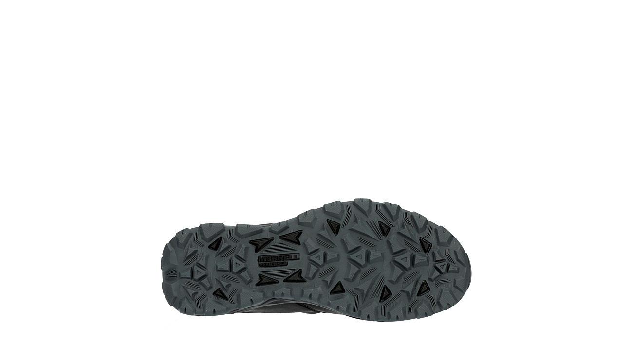 MERRELL Womens Ice Cap Guide Slip On Sneaker - BLACK