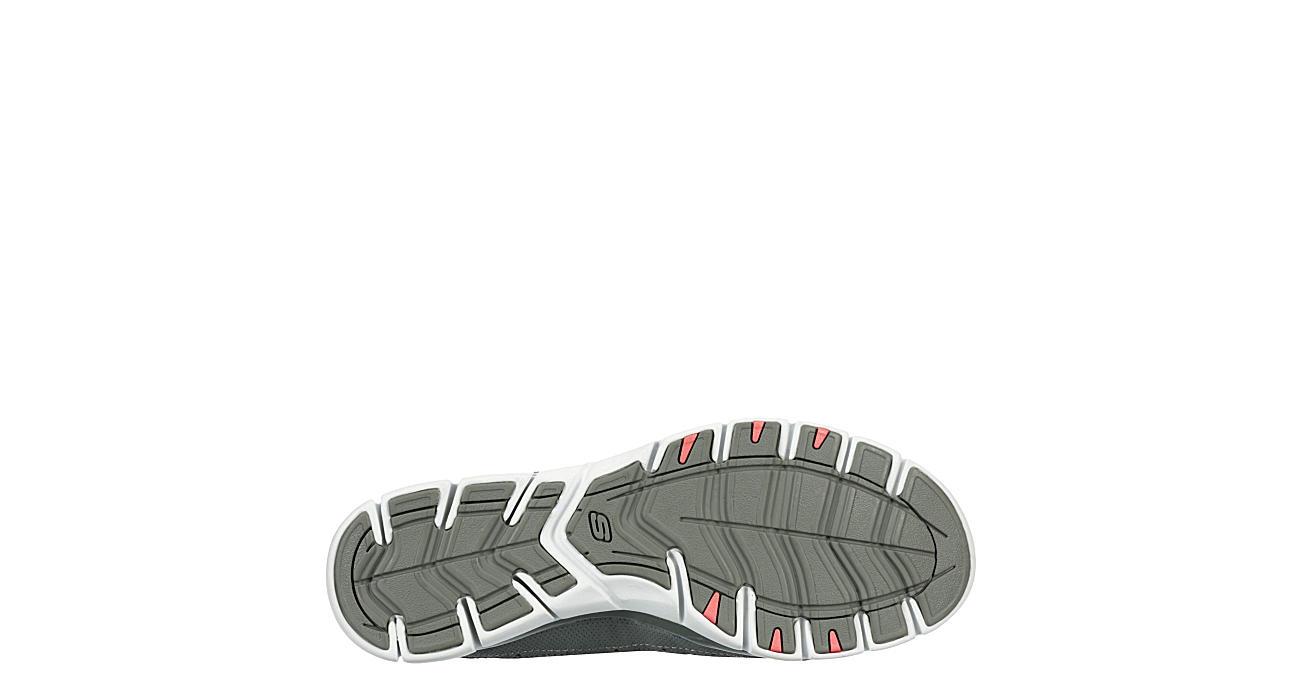 Skechers Sport-Active Womens Lets Cruise Slip On Sneaker - GREY