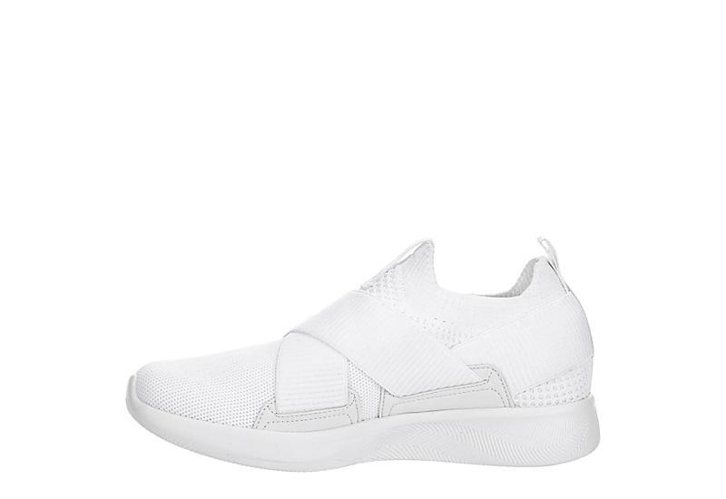 SKECHERS BOBS Womens Kid Cool Mesh Sneaker - WHITE
