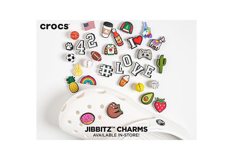 CROCS Womens Classic Clog - RAINBOW