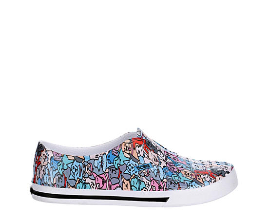 Womens Sandy Paw Slip On Sneaker