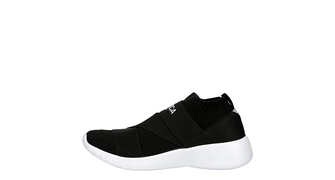 NAUTICA Womens Vivien Slip On Sneaker - BLACK
