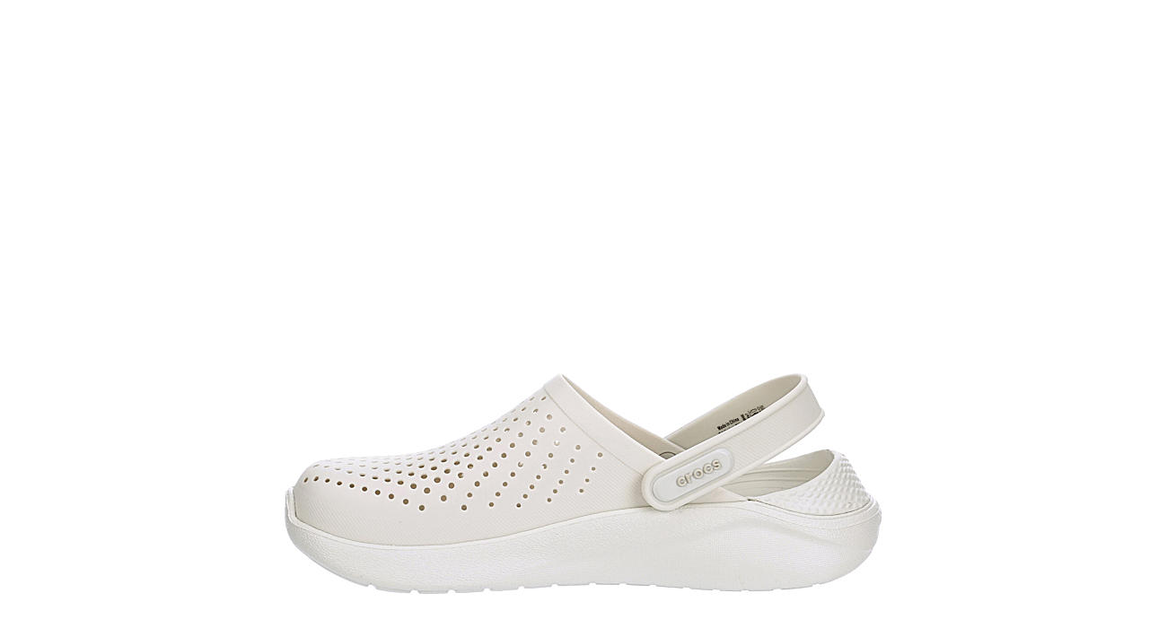 CROCS Womens Literide Clog - OFF WHITE