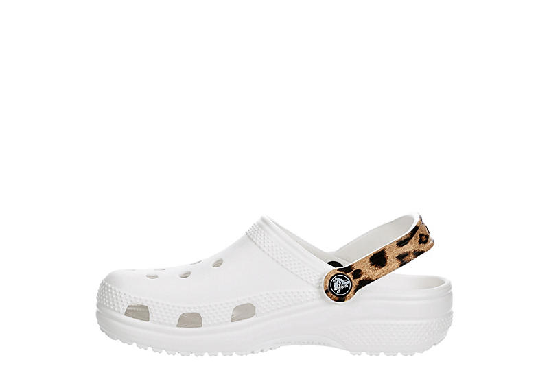 CROCS Womens Classic Clog - WHITE